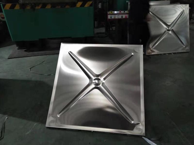 米字型不銹鋼板