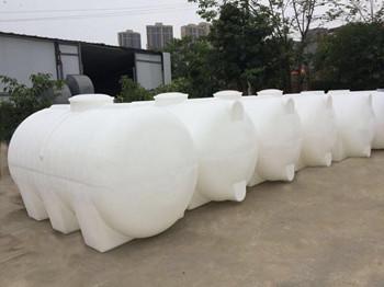 臥式塑料水箱