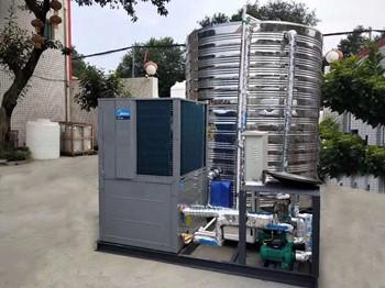 空氣能不銹鋼保溫水箱