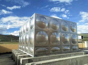 矩形不锈钢水箱50T