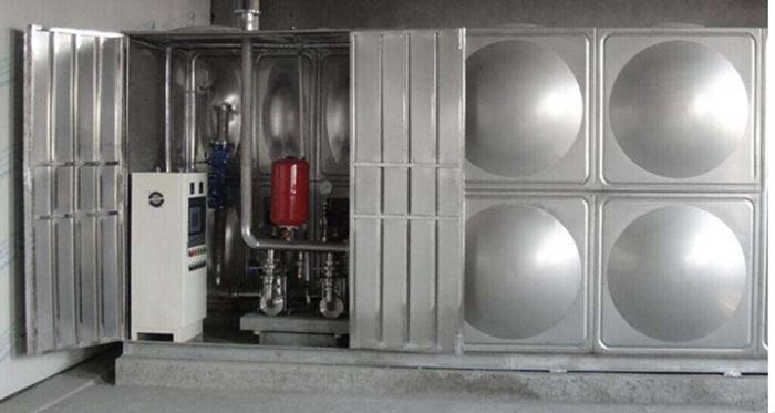 不銹鋼泵房