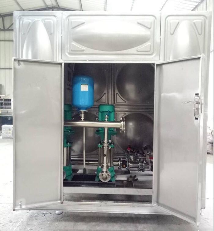 箱泵一体化设备