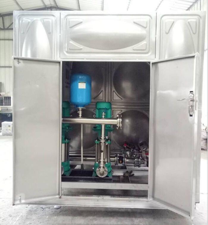 箱泵一體化設備