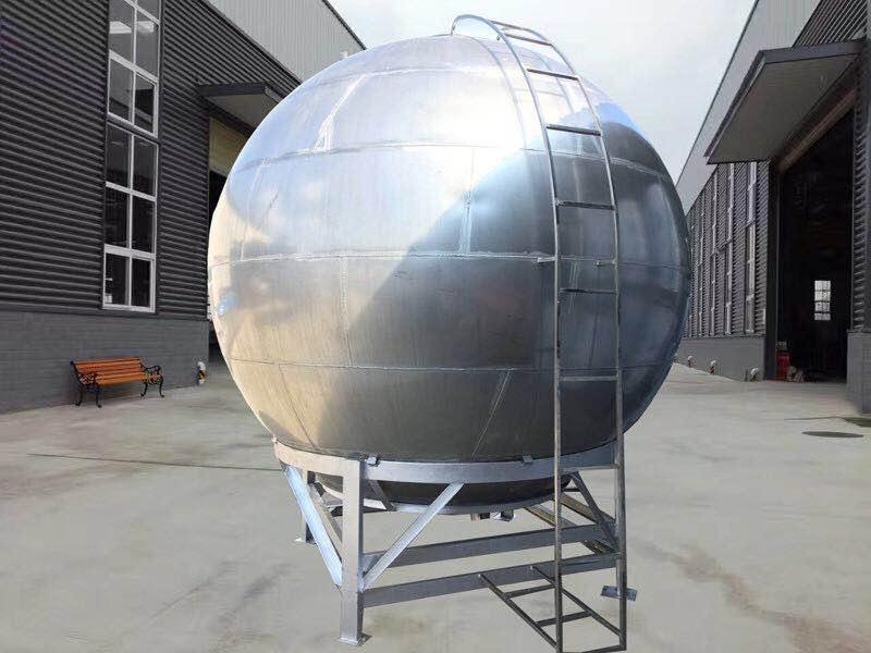 成都万嘉不锈钢制品厂-不锈钢球型水箱表面积体积计算公式