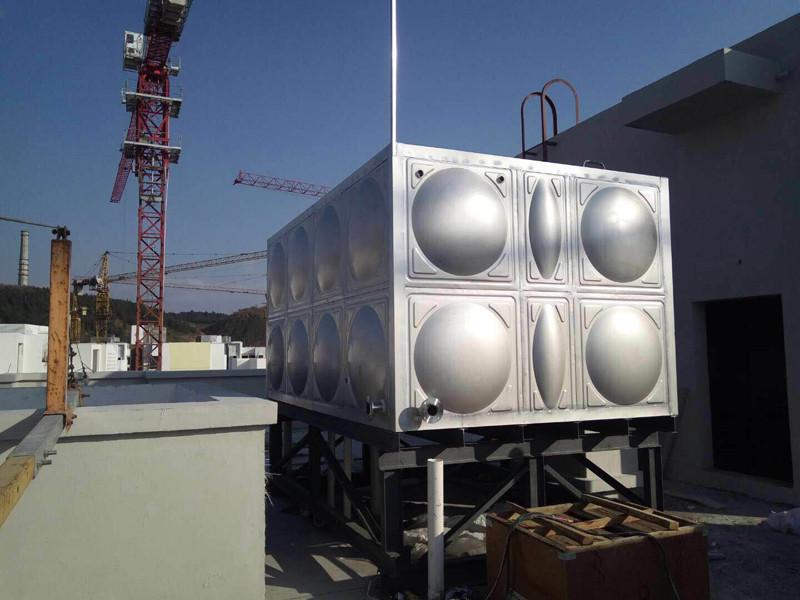 不锈钢水箱的优点-成都新都区万嘉不锈钢厂
