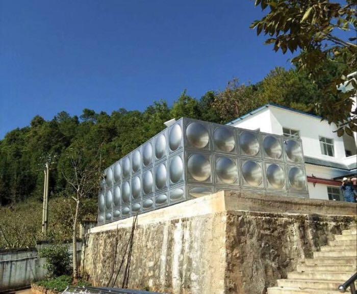 不锈钢水箱漏水维修办法有哪些?四川水箱,成都万嘉不锈钢