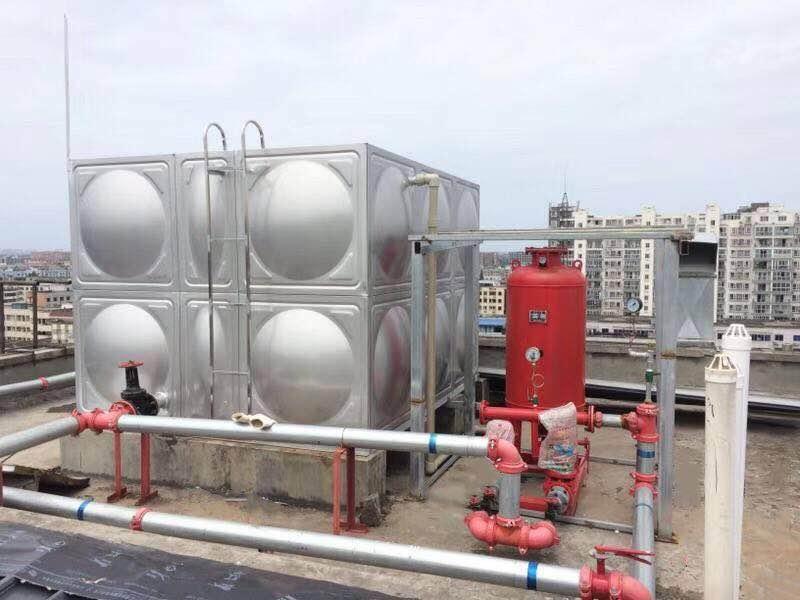 消防不锈钢水箱注意事项及使用方法-成都万嘉不锈钢制品