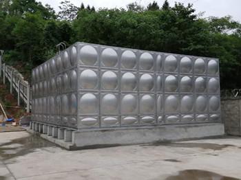 252T方形不銹鋼水箱